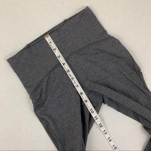 """lululemon athletica Pants - Lululemon Train Times Pant 25"""" Heathered Black"""